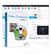 Xilisoft DVD to Video Standard for Mac