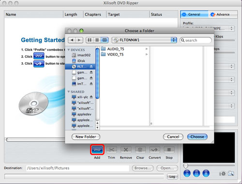 XiliVideo Products Support - Xilisoft DVD Ripper Ultimate
