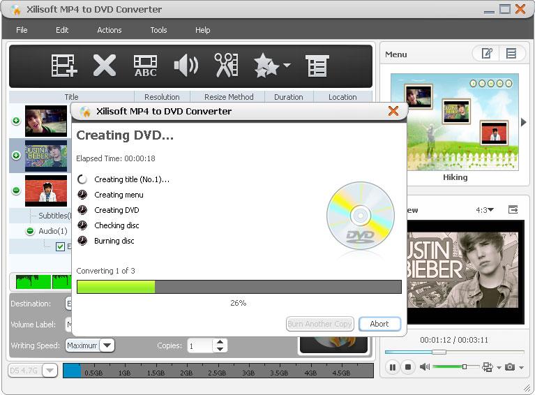 конвертер из Dvd в Mp4 - фото 4