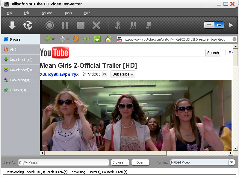 Tip: how to download hd youtube videos?